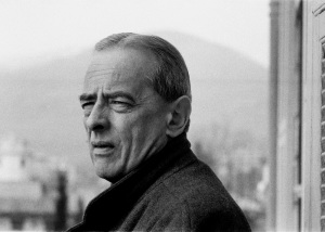 Witold Gombrowicz, Vencefot. Bohdan Paczowski